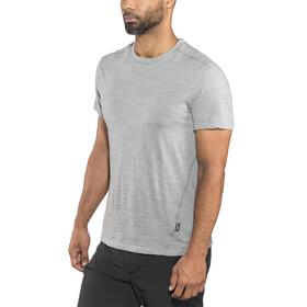 Lundhags Merino Light - Camiseta manga corta Hombre - gris
